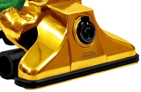 Máy hút bụi dát vàng triệu đô