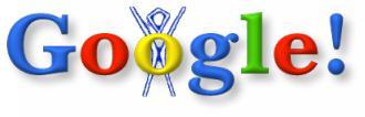 Logo Google Doodle (Logo biến tấu đầu tiên)