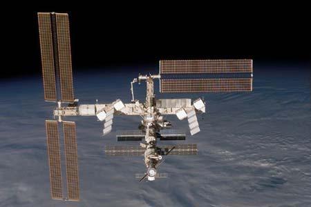 Trạm vũ trụ quốc tế (ISS): 157 tỉ USD