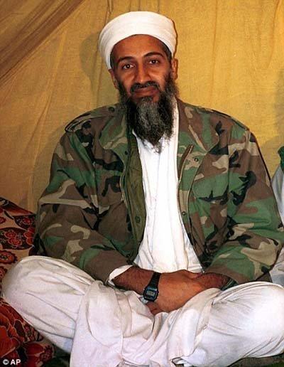 Trùm khủng bố Osama bin Laden đã bị quân đội Mỹ tiêu diệt vào năm ngoái.