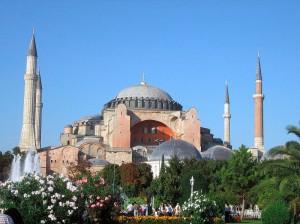 Aya Sofya, Turkey