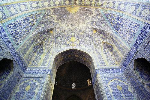 Nhà thờ hồi giáo Imam, Iran
