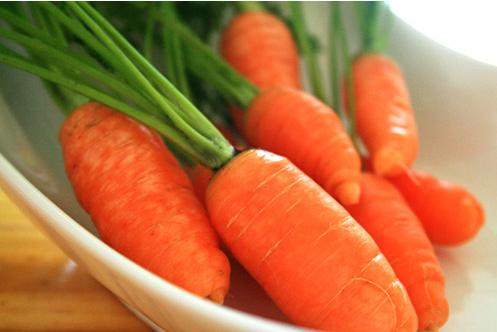 3. Cà rốt
