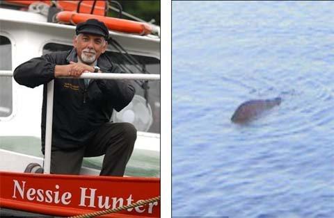 George Edwards và tấm hình chụp thủy quái