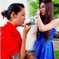 Thi sinh Vietnam Next Top Model 2012 chia tay nguoi than-avatar