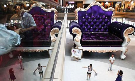 Chiếc ghế bành lớn nhất ở Thượng Hải (4)