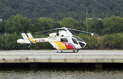 Dịch vụ máy bay trực thăng thay thế taxi