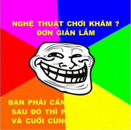 """[Meme] """"Nghệ thuật"""" chơi khăm (3)"""