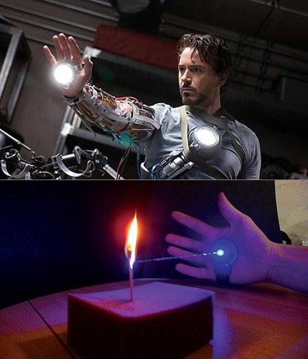 """5 """"món đồ chơi"""" của siêu anh hùng ngoài đời thực"""