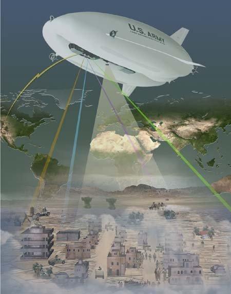 LEMV thu thập các thông tin tình báo và dữ liệu trên mặt đất.