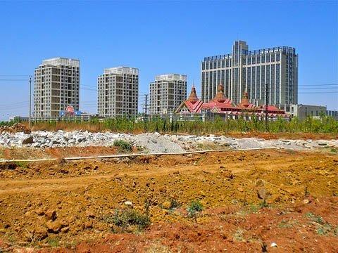 Thành phố mới Trình Cống, Vân Nam