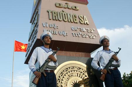 Trường Sa luôn trong lòng người dân Việt Nam