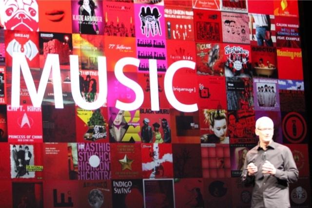 Eddy Cue, Giám đốc iCloud và âm nhạc