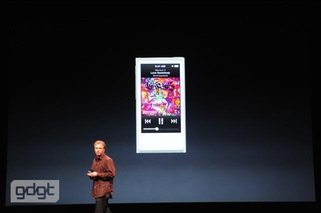 iPod mới
