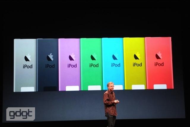 Đã có tới 6 thế hệ iPod nano nhưng chúng tôi vẫn muốn làm mới chúng với màn hình lớn hơn, núm chỉnh âm mới.