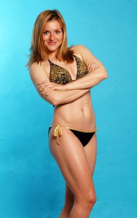 Hình ảnh của Nemcic tại cuộc thi Miss Sport Croatia năm 2008.