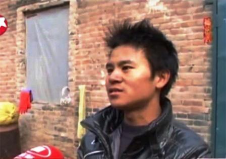 Ning Xuefa - chàng trai 12 năm sống không biết đến thức ăn
