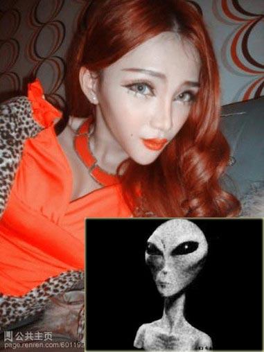 Thiếu nữ mặt giống người ngoài hành tinh | Chuyện lạ (1)
