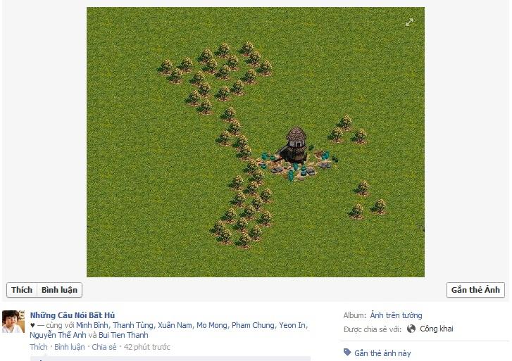 Hình ảnh bản đồ Việt Nam trong Game Đế chế