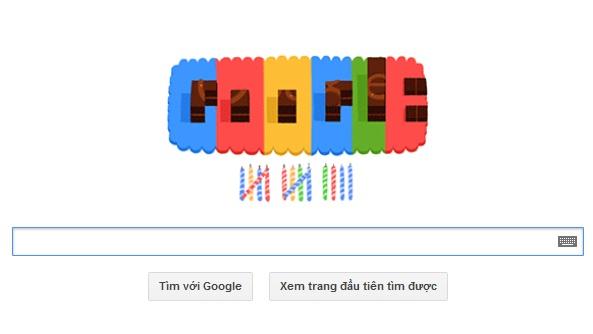 Logo Google hôm nay 27-09-2012