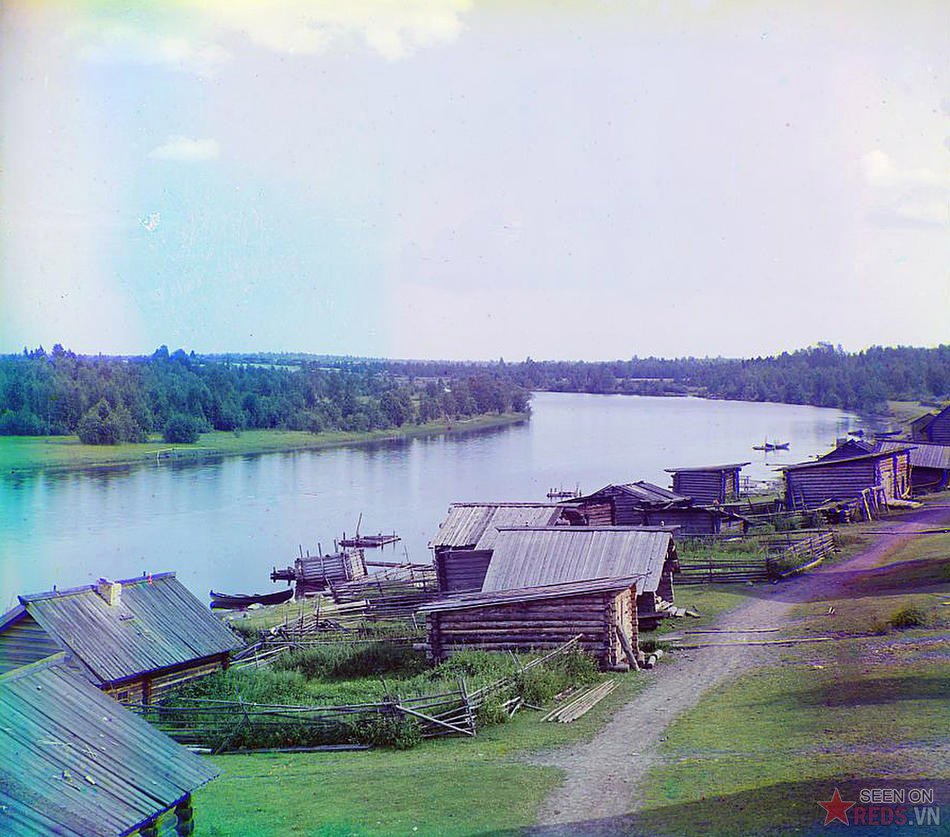 Sông Shuia, 1915.
