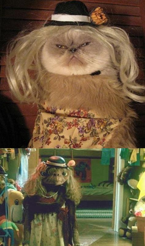 ET: The Extra-Terrestrial (1981) | Ảnh vui mèo