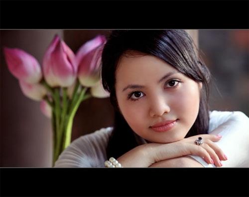 Tuổi đôi mươi. Ảnh của tác giả minhchau2005 (nhiepanh.vn).