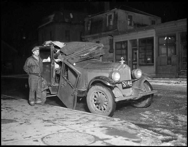 Xem ảnh ô tô cổ gặp...tai nạn (4)