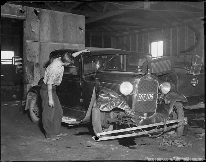 Xem ảnh ô tô cổ gặp...tai nạn (11)