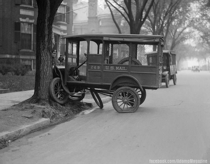 Xem ảnh ô tô cổ gặp...tai nạn (10)