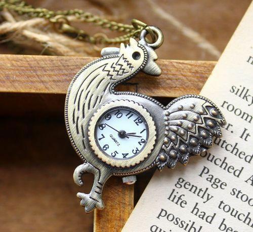 Những chiếc đồng hồ độc đáo (5)