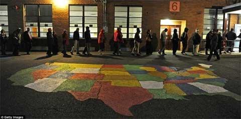 Bầu cử tổng thống Mỹ năm 2012