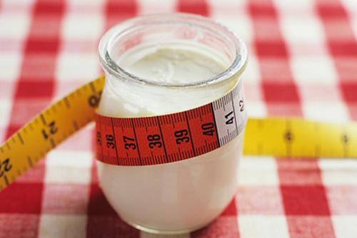 Giảm mỡ bụng cùng sữa chua | Công dụng của sữa chua