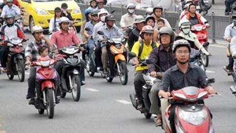 Nếu luật này được áp dụng, sẽ không có chuyện đi xe một mình giờ cao điểm như thế này