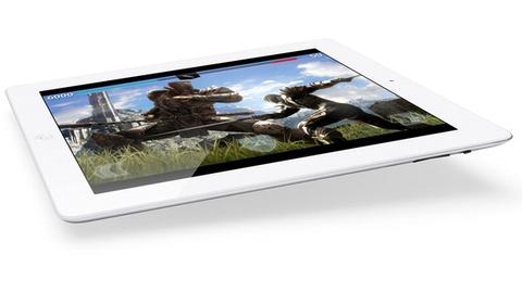 iPad 4  | Top 5 máy tính bảng tốt nhất hiện nay