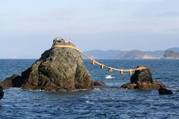 Hòn đá Meoto Iwa