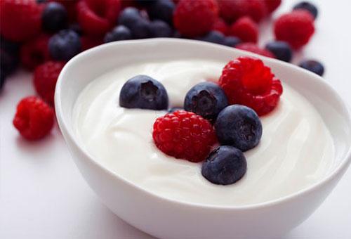 sữa chua hoa quả | Công dụng của sữa chua
