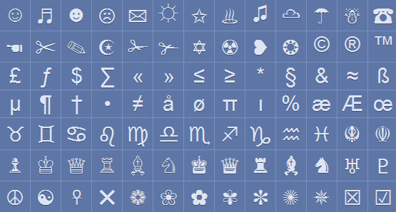 symbols-facebook