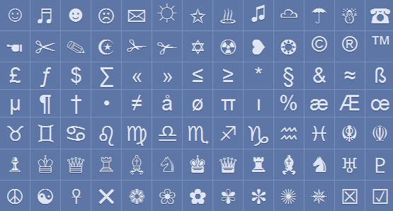 symbols-facebook
