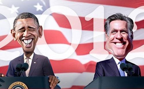 Tranh cử tổng thống Mỹ 2012