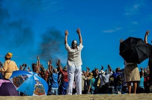 Con người luôn bị ám ảnh về Ngày tận thế (Nguồn: AFP)