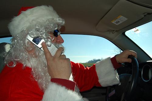 Ảnh vui ông già Noel (2)
