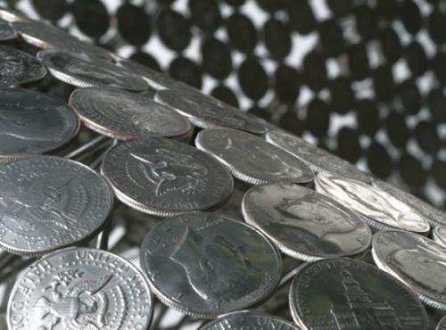 Biến tiền xu thành đồ nội thất (5)