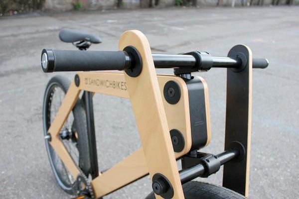 Sandwichbike - chiếc xe đạp lắp ghép độc đáo (4)