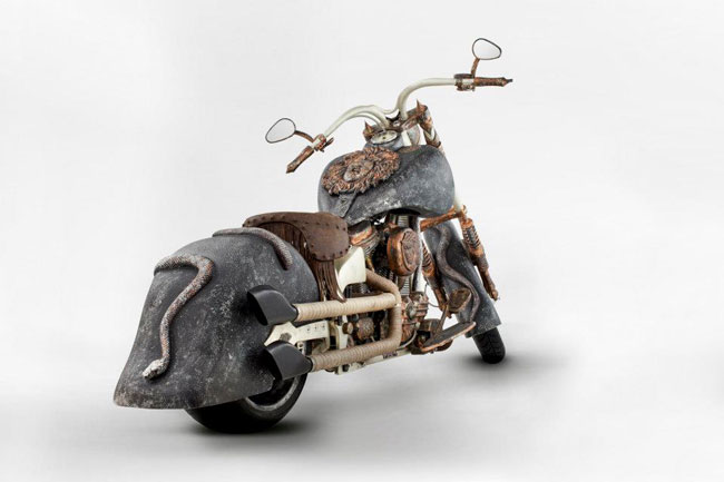 """Xế """"độc"""" được chế tạo từ 315 kg vàng (10)"""