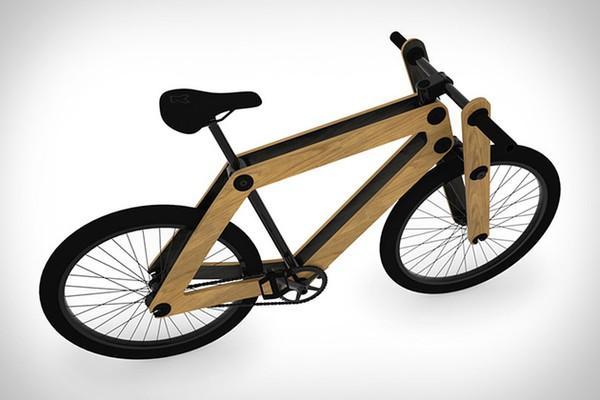 Sandwichbike - chiếc xe đạp lắp ghép độc đáo (1)