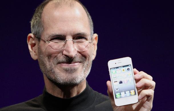 Steve Jobs (đồng sáng lập Apple)