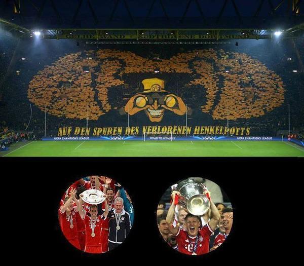 Dortmund nhìn thấy gì qua ống nhòm?