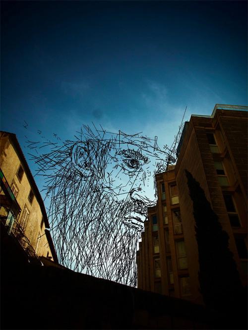 Nghệ thuật đỉnh cao: Vẽ lên bầu trời (5)