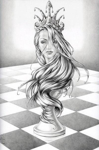 Bí ẩn của quân Hậu trong bàn cờ vua